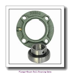 Sealmaster SF-24 LO Flange-Mount Ball Bearing Units