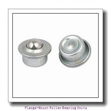 2 in x 4.3750 in x 5.6250 in  Martin Sprocket & Gear CT4E Flange-Mount Roller Bearing Units
