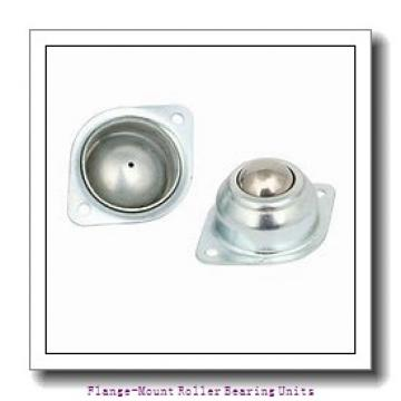 Hub City KFBE2LT Flange-Mount Roller Bearing Units