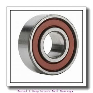 MRC 122KSF Radial & Deep Groove Ball Bearings