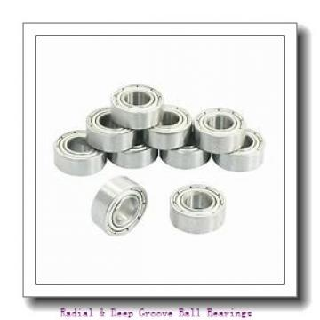 30.000 mm x 47.0000 mm x 9.00 mm  MRC 1906SFFP Radial & Deep Groove Ball Bearings