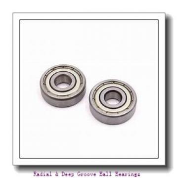 MRC 305SFF Radial & Deep Groove Ball Bearings
