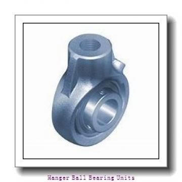 AMI UEHPL207-23MZ20RFW Hanger Ball Bearing Units