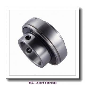 PEER FHSR207-23 Ball Insert Bearings