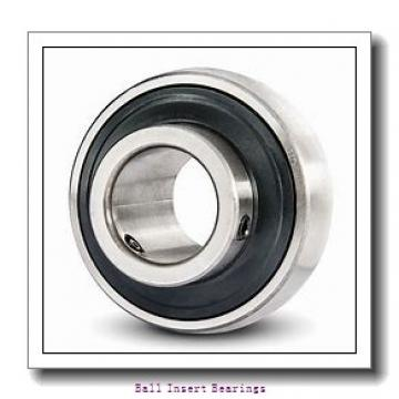 PEER FH207-22G Ball Insert Bearings