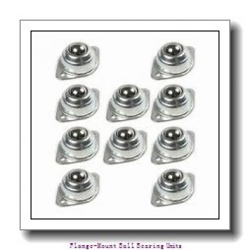 Sealmaster ESF-23 HT Flange-Mount Ball Bearing Units