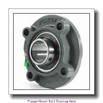 1.9375 in x 5.1250 in x 162 mm  SKF F4BM 115-TF Flange-Mount Ball Bearing Units