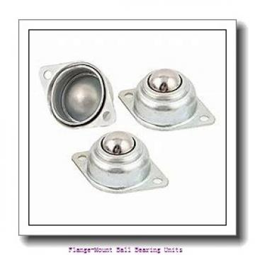 2.9375 in x 6.0000 in x 197 mm  SKF F4B 215-TF Flange-Mount Ball Bearing Units