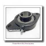 0.8750 in x 3.9063 in x 70 mm  SKF F2B 014-FM Flange-Mount Ball Bearing Units